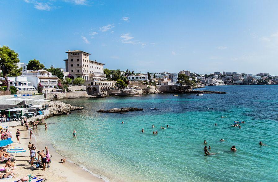 Sydvästra Mallorca