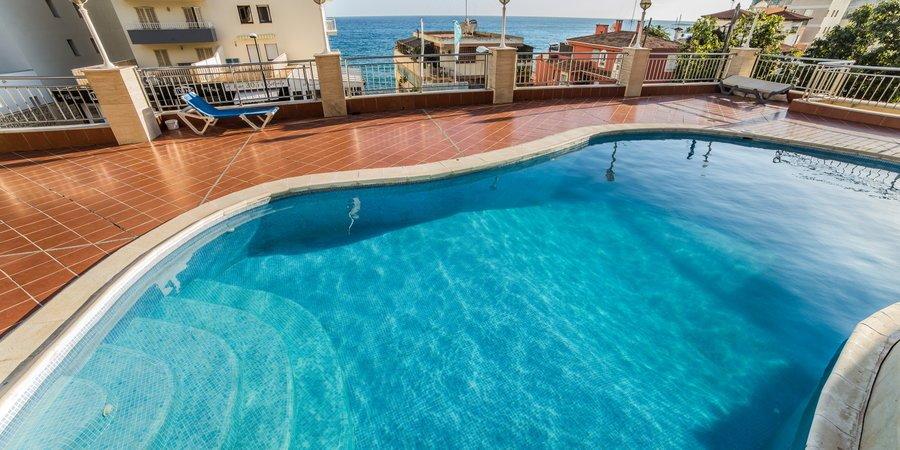 Renovierte Wohnung mit Meerblick in San Agustin