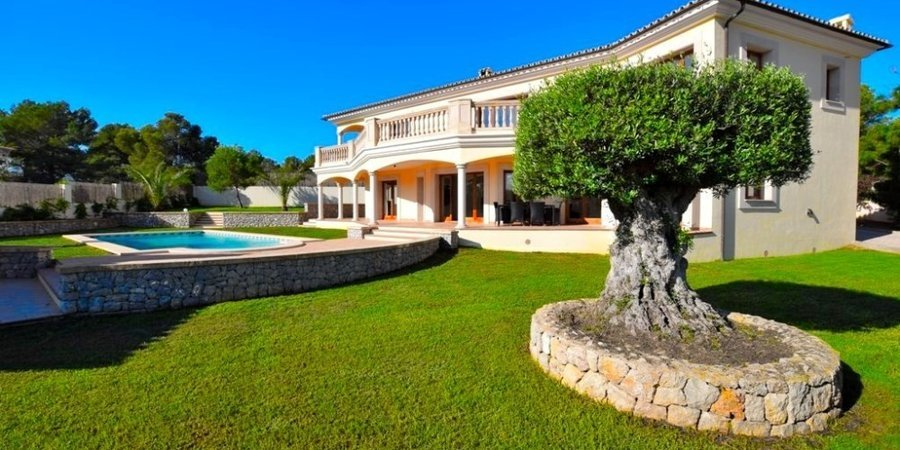 Villa exclusiva en Sol de Mallorca