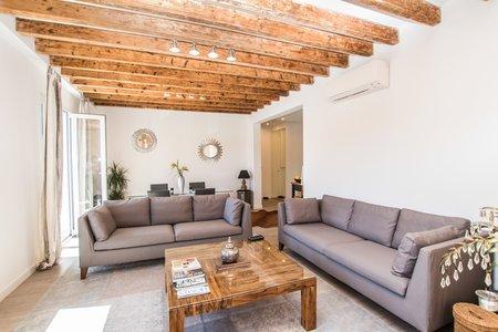 Moderne Wohnung mit zwei Schlafzimmern in Santa Catalina