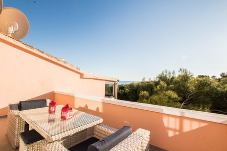 Spacious and sunny townhouse in Costa den Blanes
