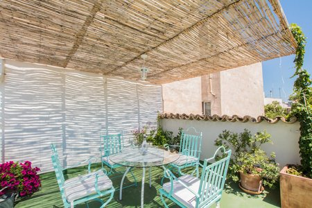 Nice apartment with sunny terrace in Son Espanyolet