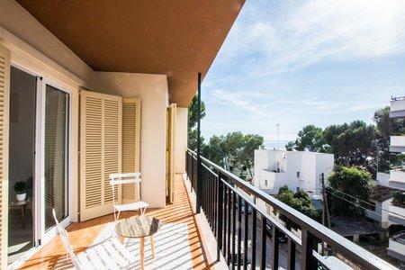 Fantastisk lägenhet med havsutsikt i San Agustin