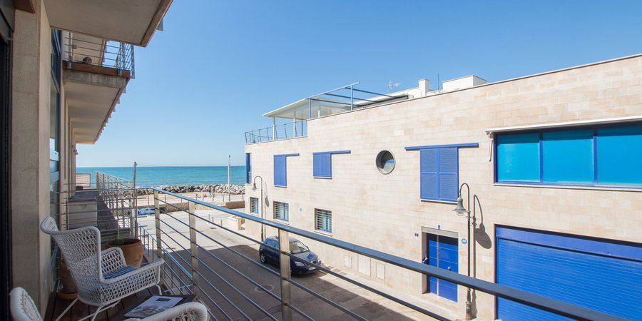 Nice sea view apartment in Molinar