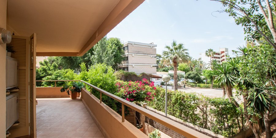 Bright and spacious apartment in Can Pastilla