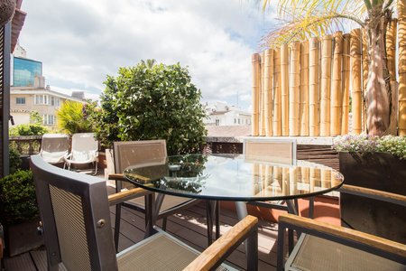 Modernes Apartment mit Terrasse in Son Armadams
