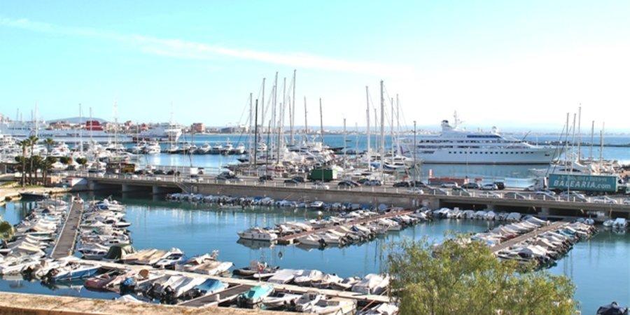 Nice flat with seaviews in Can Barbara - Palma