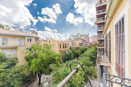 Geräumiges und helles Penthouse im Zentrum von Palma