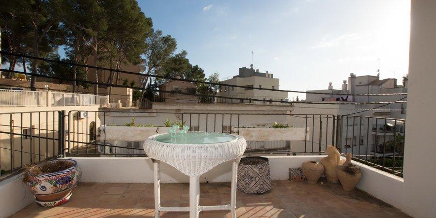 Spacious apartment in San Agustin