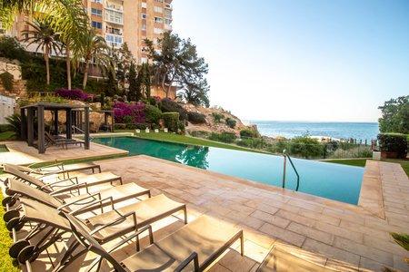 Ausgezeichnete Wohnung in der luxuriösen Anlage von Bendinat Mar in Sant Agusti