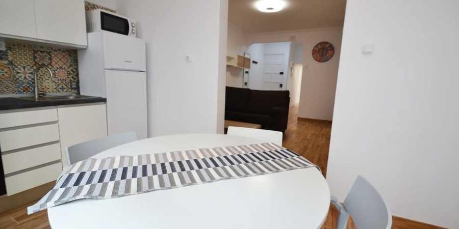 Nyrenoverad lägenhet i Palmas centrum