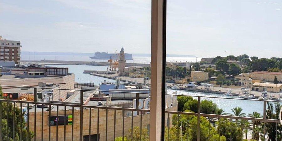 Apartment bei Porto Pi mit Meerblick