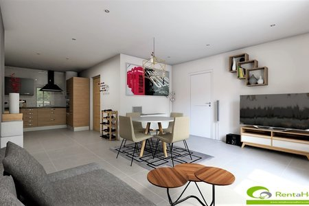 Centrally located project with 5 apartments