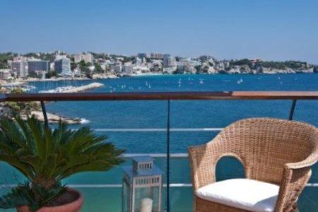 Apartment mit Meerzugang und Blick