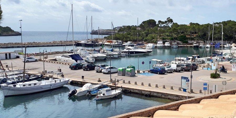 Seafront apartment in Portopetro
