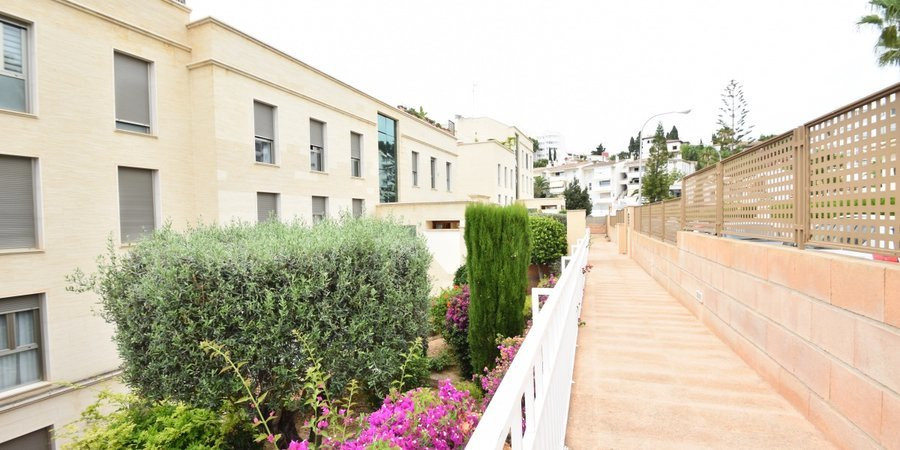 High quality apartment with a large terrace