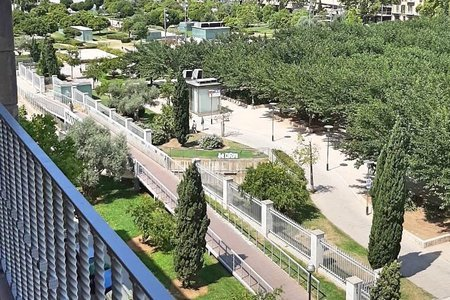 Unfurnished apartment in the center of Palma