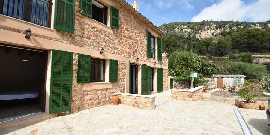 Casa de pueblo de nueva construcción en Valdemossa