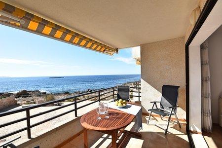 Apartment in erster Meereslinie in Colonia de Sant Jordi