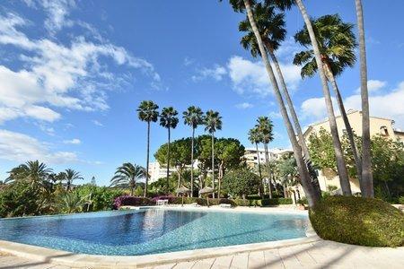Exklusiv lägenhet i Puerto Portals