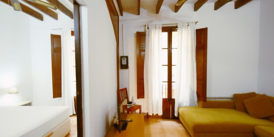 Cozy rental apartment in the Lonja district