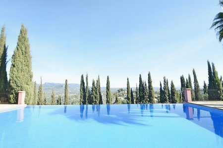 Wonderful villa with spectacular views