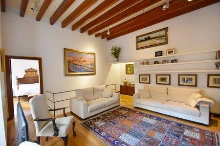 Elegante apartamento en el casco antiguo de Palma